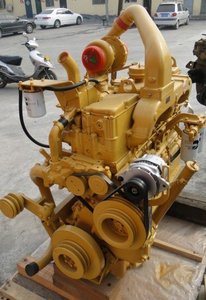 Cummins Engine NT855-C280S10 for SHANTUI SD22/SD23 Bulldozer