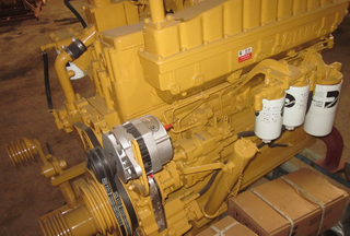 Cummins Engine NTA855-C360S10 for SHANTUI SD32 Bulldozer