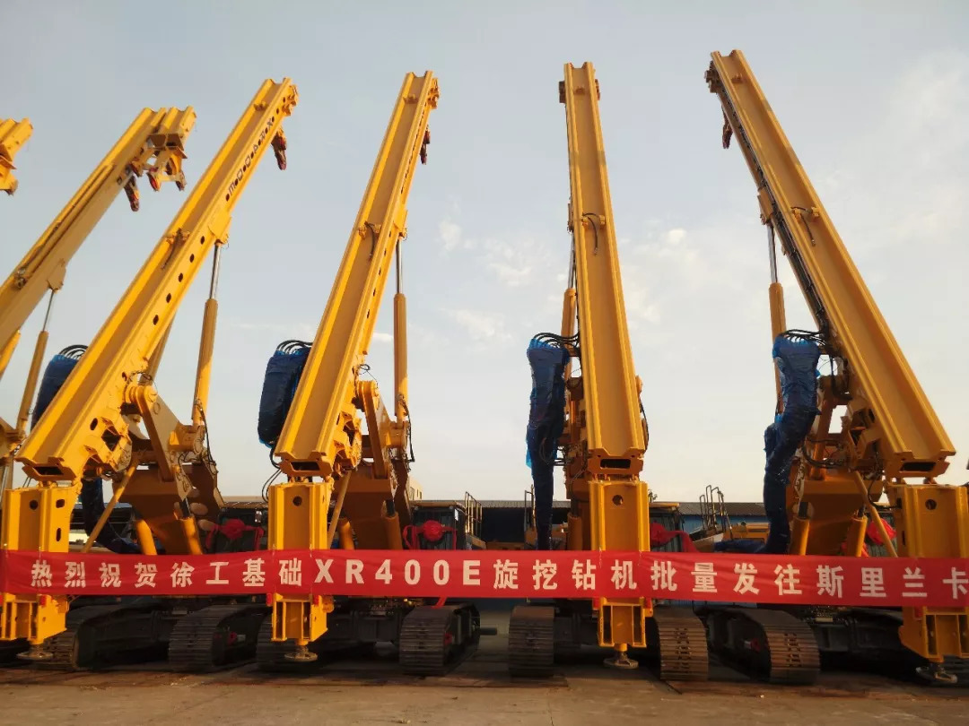China Construction Machinery Export