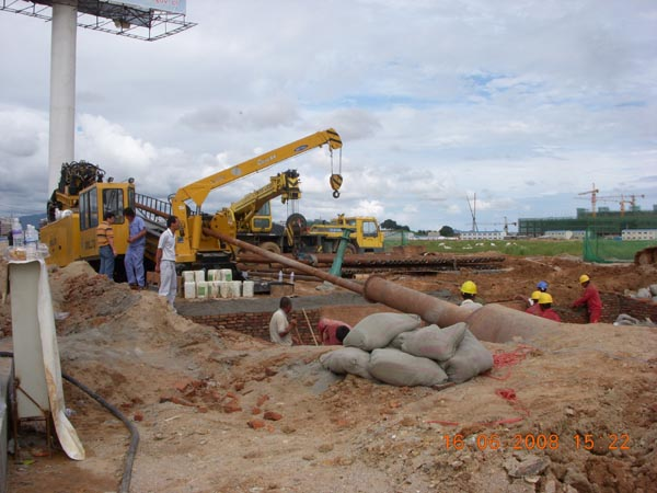 "Why should we formulate the ""Code"" for pipeline trenchless engineering"